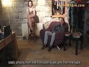 A big-titted agent mega-slut bemutatja a dinnye törmeléket az idősek számára - freeporncamz.com
