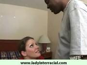 Wifey egy csaló pusztító multiracial fuckslut 18